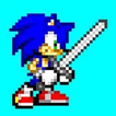 Sonic in Streets of Rage 3