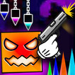 Geometry Dash Nemesis Game Online kiz10