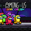 play Among Us Space Rush